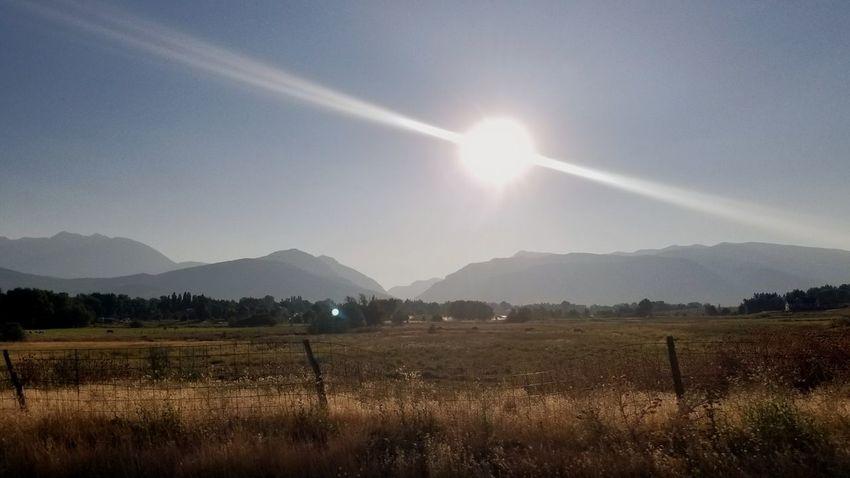 Smoky Mountains Landscape_photography Pineview Dam Huntsville Utah Fall Season Nature