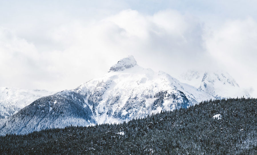 #beautifulbc #supernaturalBC #tantalus Beauty In Nature Cold Temperature Day Deep Snow Landscape Mountain Nature No People Outdoor Pursuit Outdoors Scenics Sky Snow Snowcapped Mountain Snowing Social Issues Winter