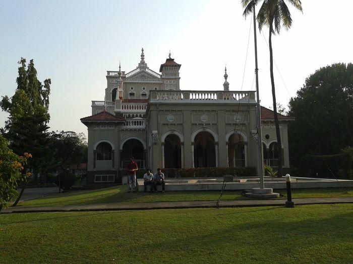 Aga Khan Palace Taking Photos
