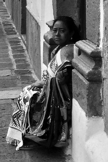Maya Mayan Lady Mayan Culture Guatemala Antigua Guatemala Latin America Central America Mesoamerica Street Photography Traditional Dress Guatemalan Textiles The Street Photographer - 2017 EyeEm Awards The Portraitist - 2017 EyeEm Awards