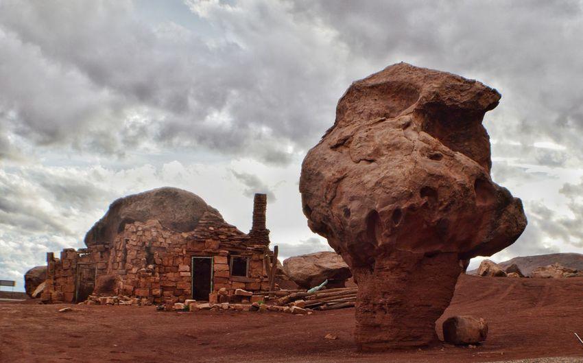 Travel Destinations Ancient Civilization Marble Canyon Az No People Arizona Landscape Cloud - Sky Rural Scene Rock - Object Rock Formation