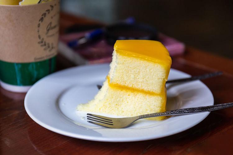 Orange cake