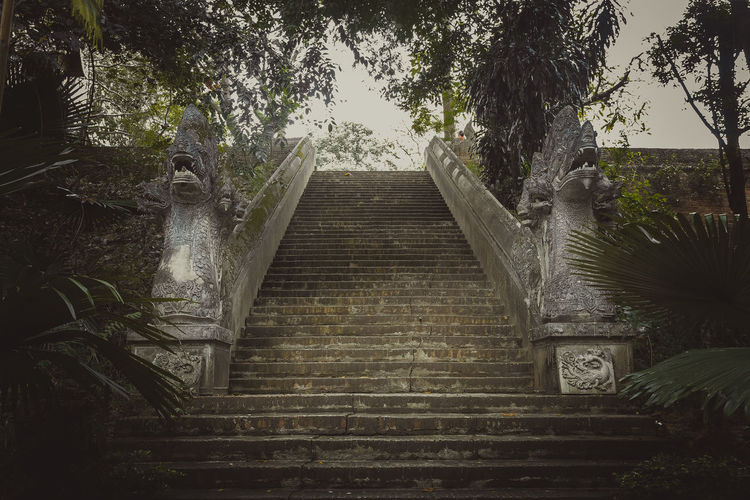 Temple stairs Chiang Mai Thailand Staircase Architecture Steps And Staircases Direction The Way Forward Building Exterior Old