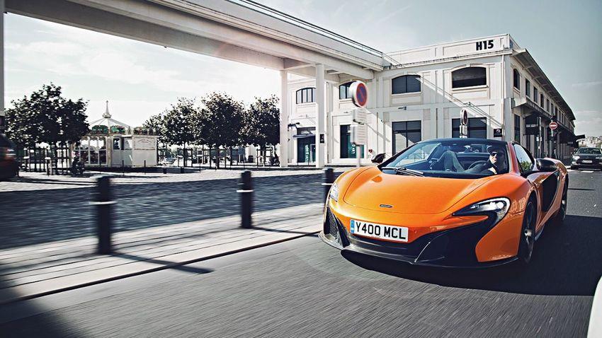 Showcase: January McLaren Bordeaux Mclaren 650S 650s