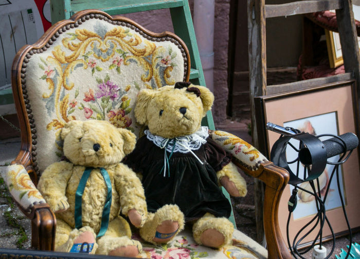 Lieblingsteil Teddy Bear Stuffed Toy Toy No People Flohmarkt Indoors  Childhood Day