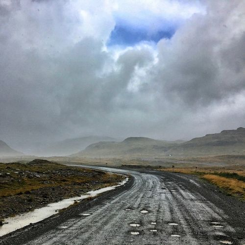 Off Road Roadtrip Iceland Icelandic Nature