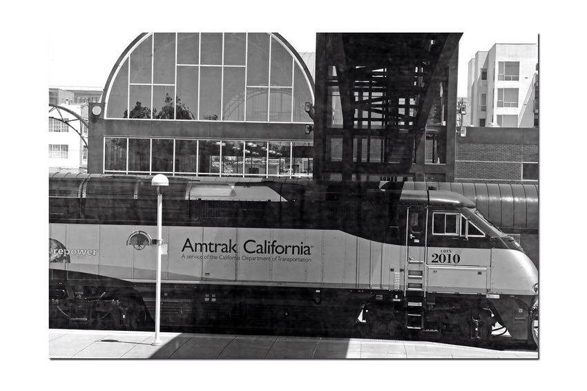 Train Station 3 Port Of Oakland, Ca. Bnw_friday_eyeemchallenge Bnw_connection Amtrak Jack London Square Train Station 3 Routes Connects People To Places California Capital Corridor : San Jose To Sacramento San Joaquin : California's Heartland Coast Starlight : Seattle Wa To Los Angeles Train Station Major Freight Hub Import /export Keys To The Economy Freight Trains Connect To Oaklands Port Port Connects International Shipping Money & People On The Move People Connection To The Economy Domestic Connects To International Markets Black & White Black And White Monochrome Black And White Photography Black And White Collection  Train Terminal