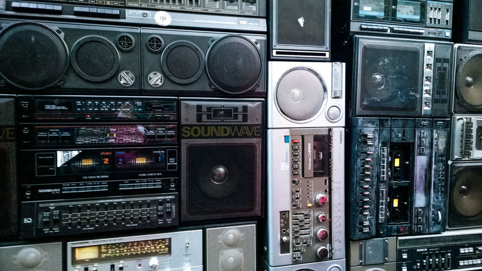 Art Arts Culture And Entertainment Audio Equipment Close-up Control Panel Day Indoors  Installation Music No People Recording Studio Sound Mixer Sound Recording Equipment Speaker Stereo Technology