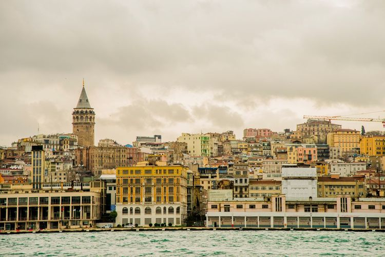 Istanbul Istanbul #turkiye Karaköy Galatakulesi Galatatower