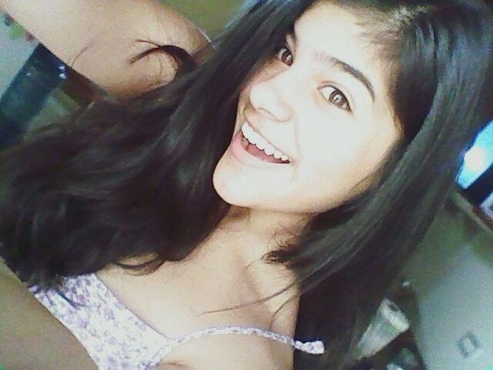 Hair Eyes Smile