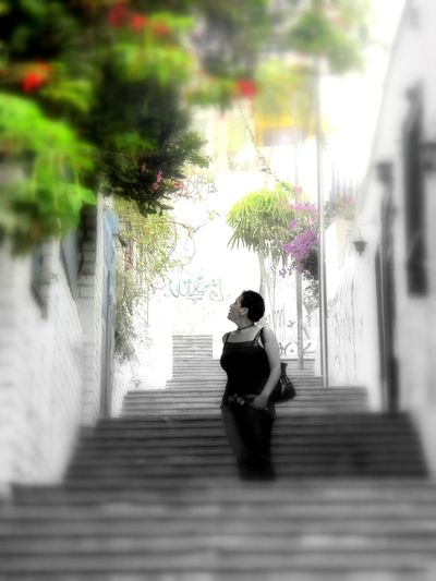 Walking Around Check This Out That's Me B&W /Hint Of Color Self Portrait EyeEm Best Shots Eye4photography  My Unique Style Self Portrait Around The World Barranco