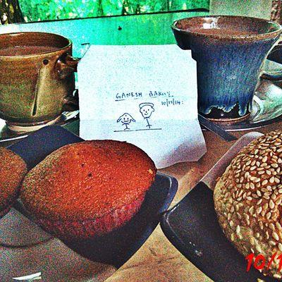 @ganesh bakery ,auro ville. Auroville Food Friends Wearethebest Pondicherry Bakery Cupcakes F4F Followforfollow India Evenings Teatime