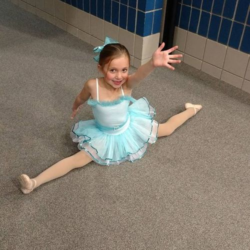 Tada Mybaby Gymnast  Princess