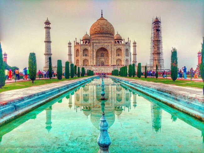 It's Beauty Says It All The Taj