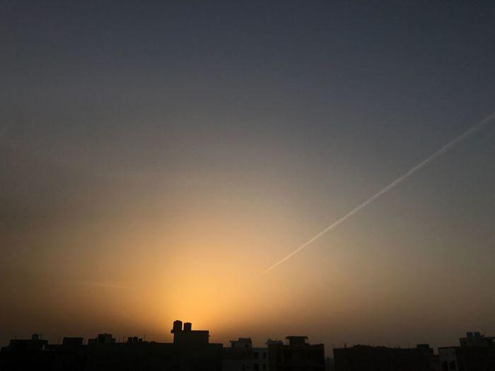 Random click of sunset