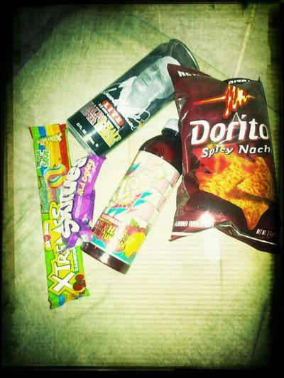 Snacks On Me.