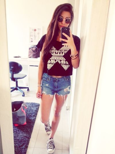 Ootd Thexx Hipster Legs