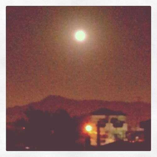 Sexta-feira 13, Lua Cheia...Sugestiva essa noite, hein? Shewolf Auuuuuu Moon