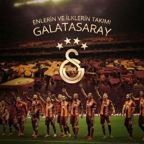 GalataSaray 4yıldız Sampiyon Galatasaray Cimbom 💛❤️