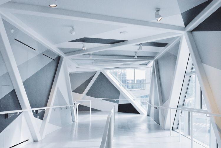 Toronto 6ix Architecture Art Geometric Shapes Geometry