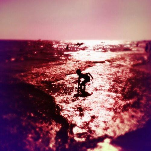 Enjoying The Sun Sea Relaxing Taking Photos