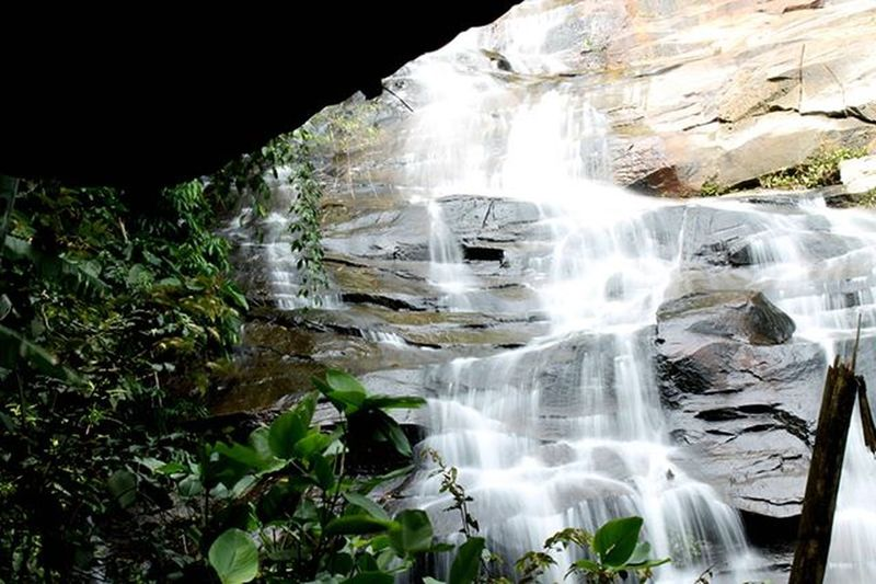 Hiked for this. ~f/32 ~1/2 secs ~ ISO 100 Nofilter Jjshutter canonphotography Waterfall Nature Forest Water Longexposure Photography Photographylovers Exploremalaysia Malaysia