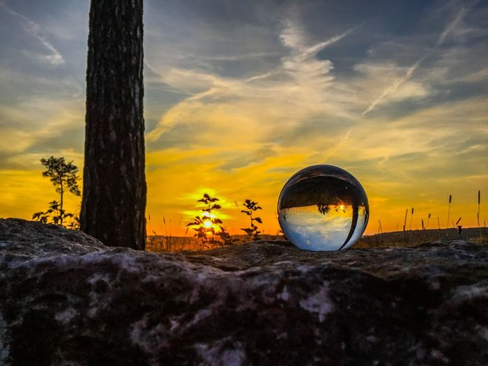 Stone Glass -