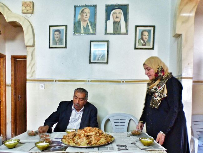 Maloubeh Palestine People Hebron A Taste Of Life Onthetable Interior Views Hospitality Telling Stories Differently The Photojournalist - 2016 EyeEm Awards ShareTheMeal Connected By Travel