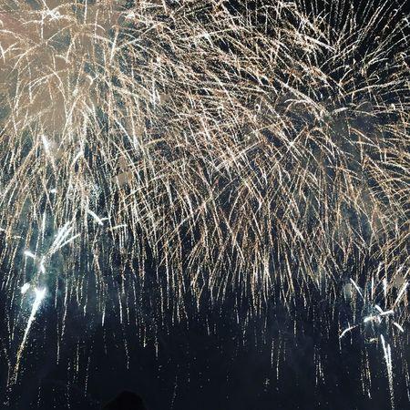 New Year Around The World fire works Huis Ten Bosch