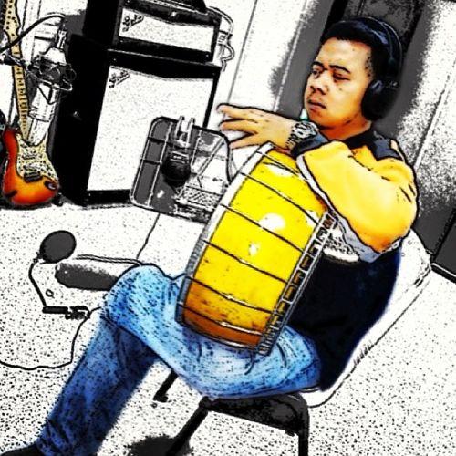 Recording Tagemking Tagemkingstudio Percussionist