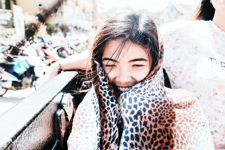just smile Happy Innerchild Explorer Wanderlust Smile Beyourself Tourist Love Roadtrip Sunlight Exposure Woman Girl Woman Portrait Inspirations Beautiful Woman Beautiful Gorgeous Eyes Face Portrait Portrait Smiling Happiness Child Beauty Headshot Blowing Blooming My Best Photo International Women's Day 2019