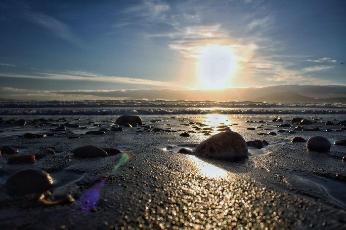 Craps Irland Ireland🍀 Wildatlanticway Countymayo Mayo Ireland Beach Sunset Wave Relaxing