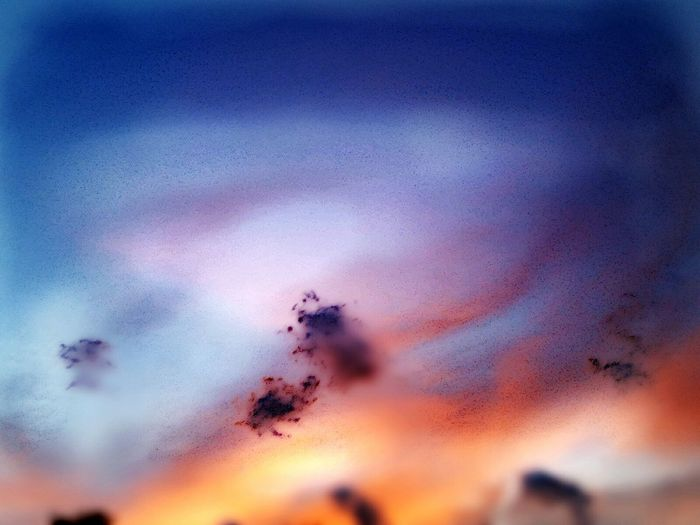 Baytown Texas Sky No People Sunset Cloud - Sky Outdoors Nature Multi Colored Day Beauty In Nature Close-up Texas Summer Sky