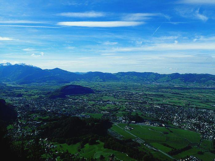 Mountain Range Olympus TG-4 Nature Climbing A Mountain Via Ferrata Götzis Vorarlberg  Austria ❤
