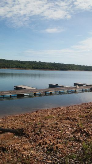 Lago do Manso.