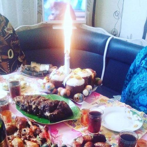 свеча из иерусалима