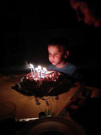 Compleanno Candeline Torta Soffio Birthday Happy Birthday! Birthdaycake Nexus5 Nexus5photography