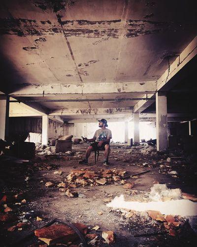 Alone Oxo Urbex