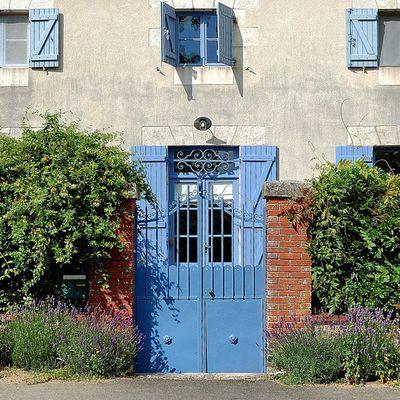 Canaldebriare Canal Architecturerurale Bleu igersloiret grainedenature