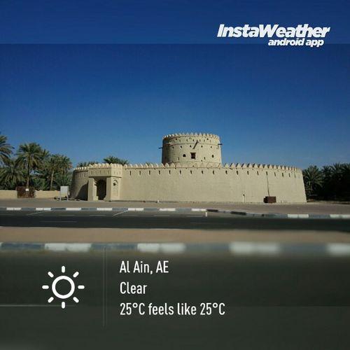 Walking Around Relaxing Enjoying The Sun UAE Alain Abu Dhabi EyeEm Best Shots History Historic Historical Building Historical