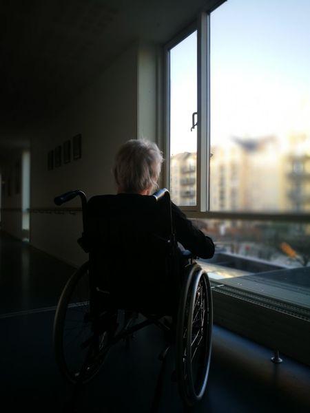 Wheelchair Disability  Mental Health Awareness