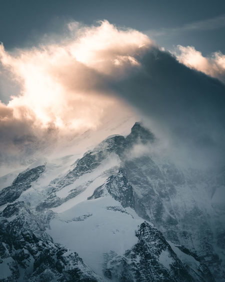 Dramatic Sky Morning The Week On EyeEm Alps Alps Switzerland Beauty In Nature Cloud - Sky Clouds Cold Temperature Day Dramatic Glacier Hot Vs Cold Mountain Nature No People Outdoors Peak Scenics Sky Snow Snowcapped Mountain Sunrise Weather Winter Shades Of Winter