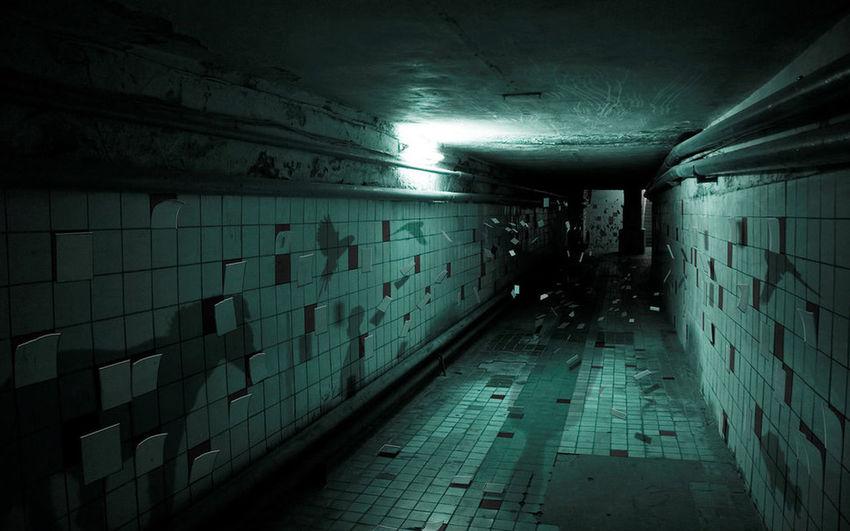 Corridor Scary