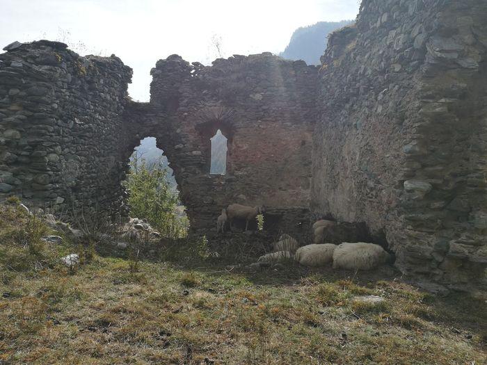 Architecture Old Ruin Civilization Historic Abandoned