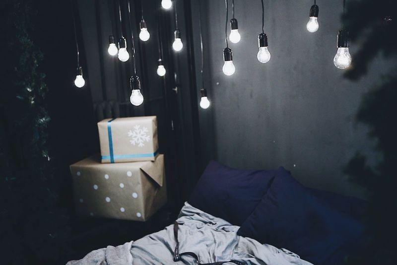 Bed Indoors