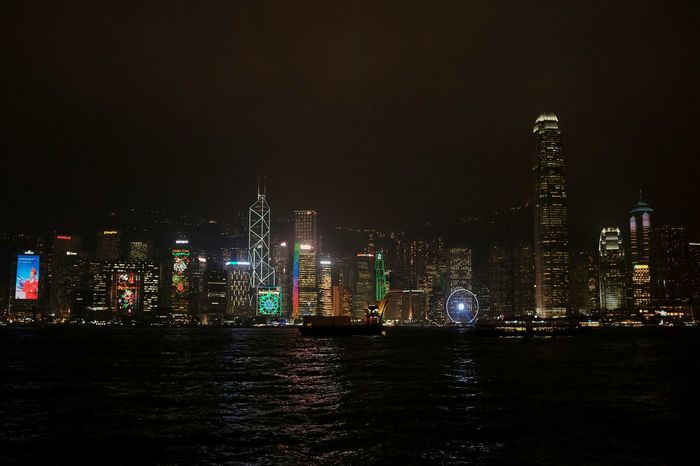 HongKong Hongkongskyline China China Photos Skyline Cityskyline Water Seascape Pmg_hok