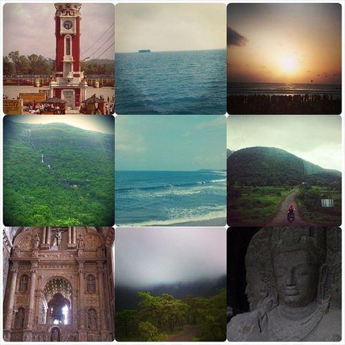 The amazing place I checkedout in 2013 Goa Bhopal Hariduar Elphantocaves kalsubhai rajghad lawasa 2013 beach church caves lake trekk temple sunset