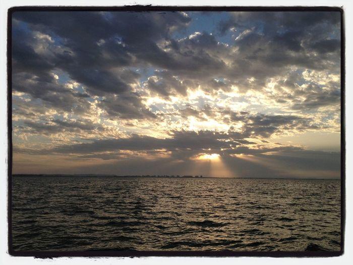 Sunrise Dawn Enjoying Life Don't Be Square