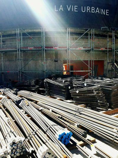 La Vie Urbaine Construction Site Iron Urbex Urban Chic Cest La Vie Living Bold Züri Stadtansichten Züri Im Detail