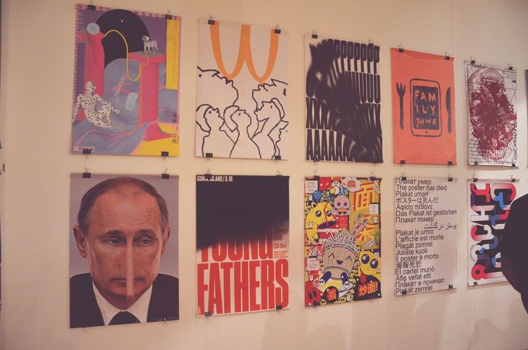 Festival Art Putin Controversy Politically Incorrect Poster Pinochio Mc Donald's Open Edit EyeEm Best Shots